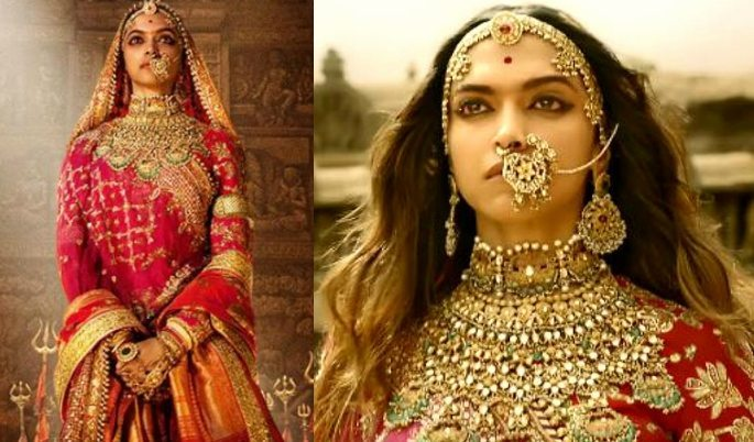 Why the Padmavati Trailer exudes Royal Power and Female ...