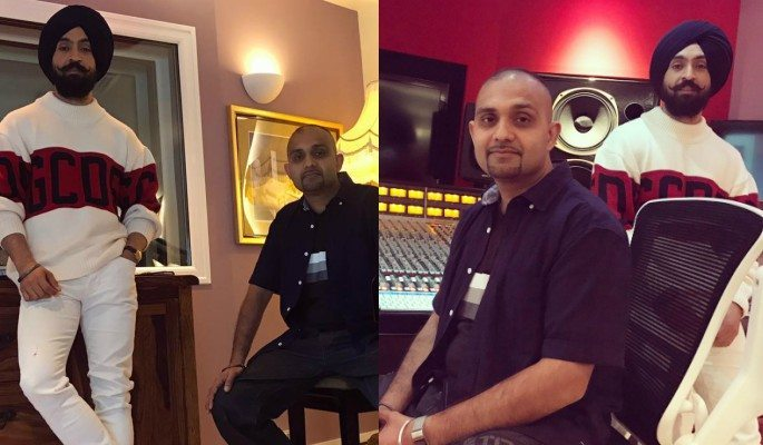 Diljit Dosanjh and Tru-Skool have returned to produce 'El Sueno'.