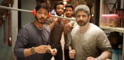 Golmaal Again cast talk On-Set Fun, Pranks & Comedy of Horror