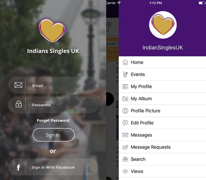 Indian Singles UK on the App Store