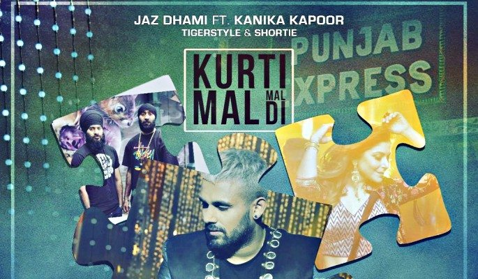'Kurti Mal Mal Di' unites Tigerstyle, Shortie, Jaz Dhami and Kanika Kapoor