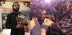 Jinder Mahal set for Title Match in WWE's India Tour