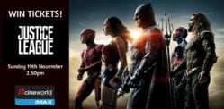 Win Tickets to see Justice League in IMAX 3D