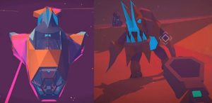 Morphite ~ A Refreshing take on Space Exploration