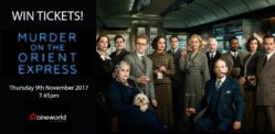 Win Tickets to see Murder on the Orient Express