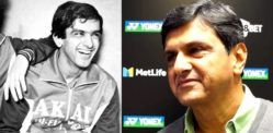 Prakash Padukone ~ India's Coolest Badminton Legend