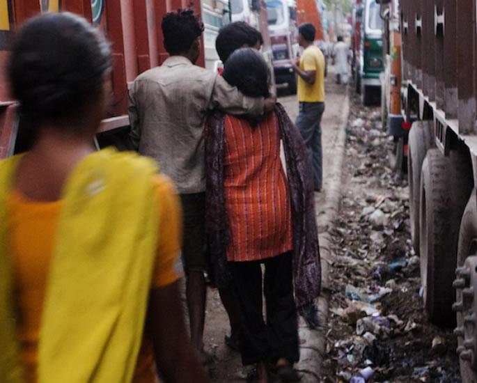भारतात रेड लाइट क्षेत्रे जिथे सेक्स कामगार राहतात - गंगा जमुना नागपूर