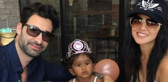 Life after Adopting daughter Nisha for Sunny Leone