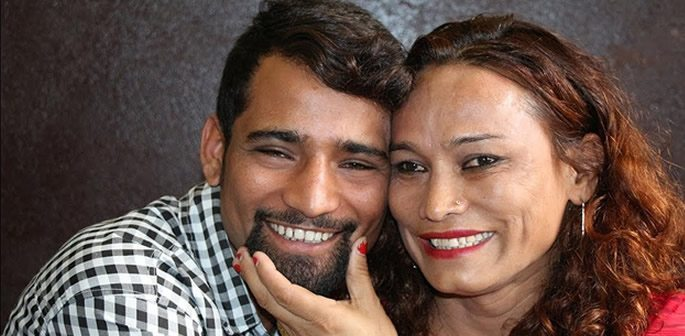Bride is Nepal's First Transgender Woman to Marry