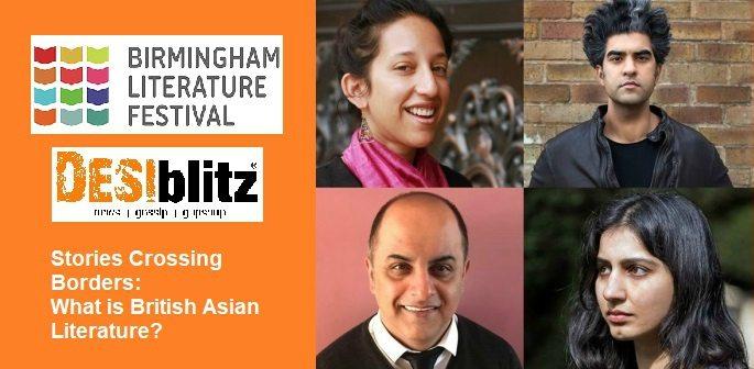 DESIblitz presents What is British Asian Literature? at BLF 2017