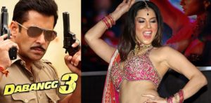 Sunny Leone to be the new Item Girl in Debangg 3