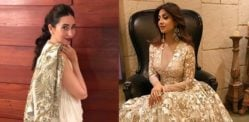 Weekend Fashion: Karisma and Shilpa's Enchanting Diwali Looks