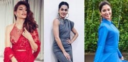 Weekend Fashion: Jacqueline and Tamannaah look Bold and Vibrant