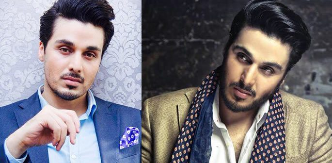 Ahsan is a British Pakistani actor