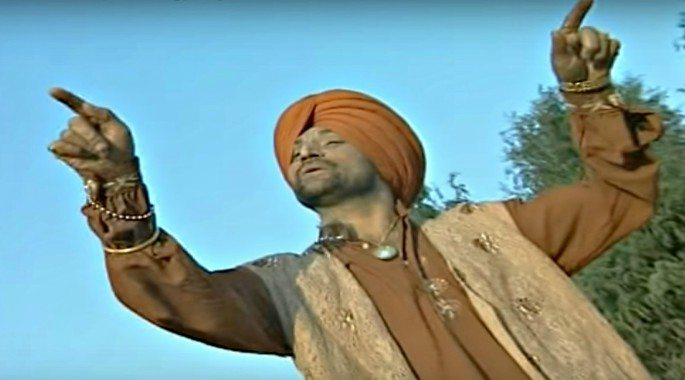 Dupatta Tera Sat Rang Da is arguably the song which brought International recognition to Surjit Bindrakhia