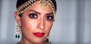 Stunning Bollywood Bridal makeup look