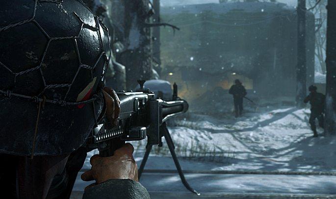 COD: WW2 sniper