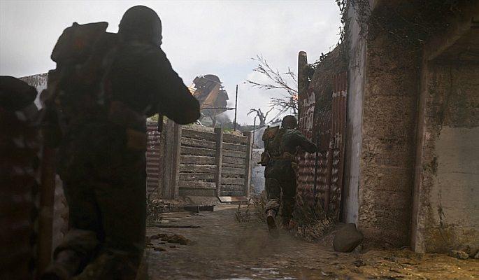 COD: WW2 multiplayer