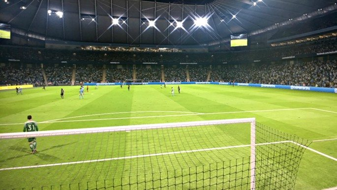 There is much more realism about FIFA 18 thanks to changes to stadiums, fans and atmospheres.