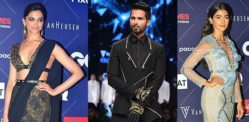 Bollywood Stars dazzle at GQ Fashion Nights 2017