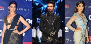 Deepika, Shahid and Pooja