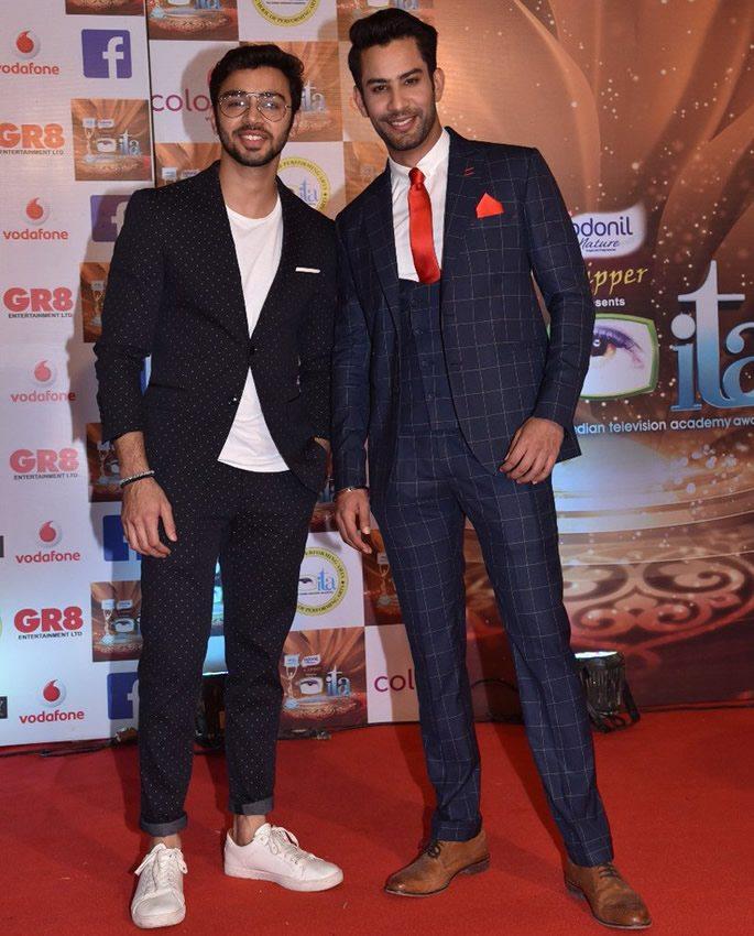 Samridh Bawa and Sahil Uppal
