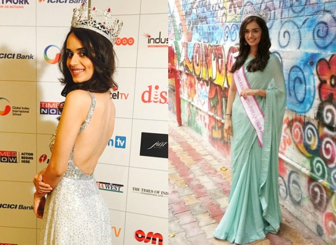 Manushi is Miss World 2017