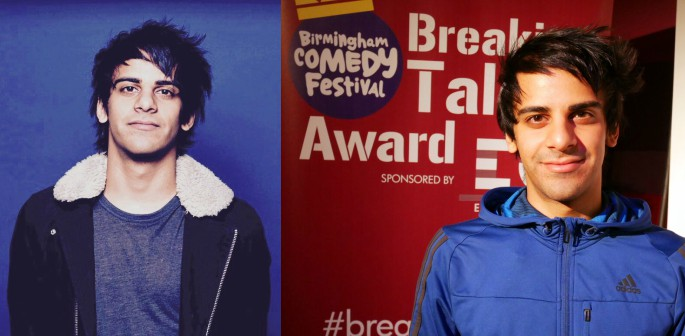 Kai Samra ~ A Winning British Asian Comedy Star