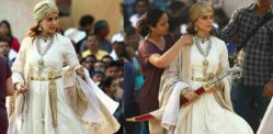 Kangana Ranaut's Look as Warrior Rani of Jhansi goes Viral