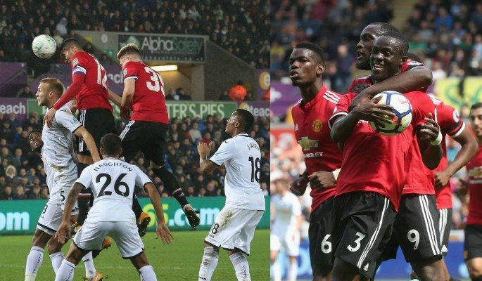 Manchester United have the best premier League defence so far
