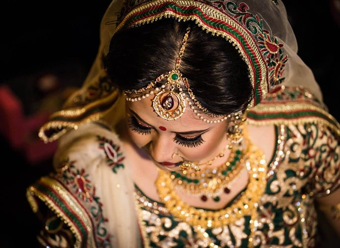 'Ideal' Indian bride