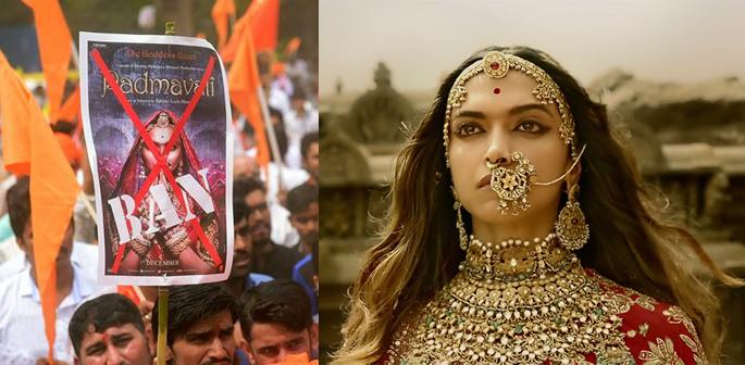 Padmavati protests and Deepika