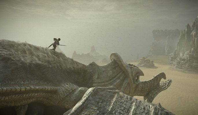 Shadows of the Colossus