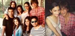 Vyama vya SRK siku ya kuzaliwa ya 52 na Marafiki na Familia