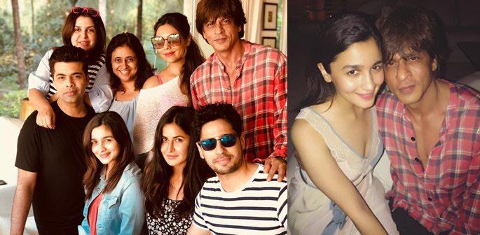 College of SRK's 52nd birthday