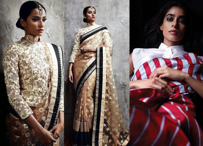 Gorgeous Fashion Saree Trends For 2018 Desiblitz