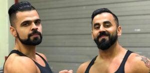 Samir and Sunil Singh
