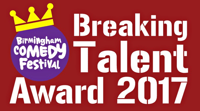 2017 Breaking Talent Award