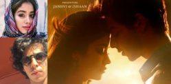 जान्हवी और ईशान ने डेब्यू की घोषणा करण जौहर की फिल्म धड़क से की