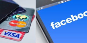 Debit cards and Facebook