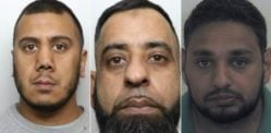 Three British Asian Men Jailed for Vile Child Sex Abuse