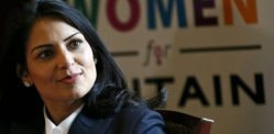 Tory MP Priti Patel Resigns after Secret Israeli Meetings
