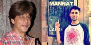 SRK replies to Antonio Akeel for his Chai and Cake Gesture