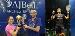 Saurav Ghosal shines for India in World Squash Championships
