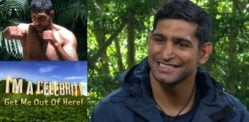 Amir Khan Suffers Late KO and Exits I'm A Celebrity Jungle