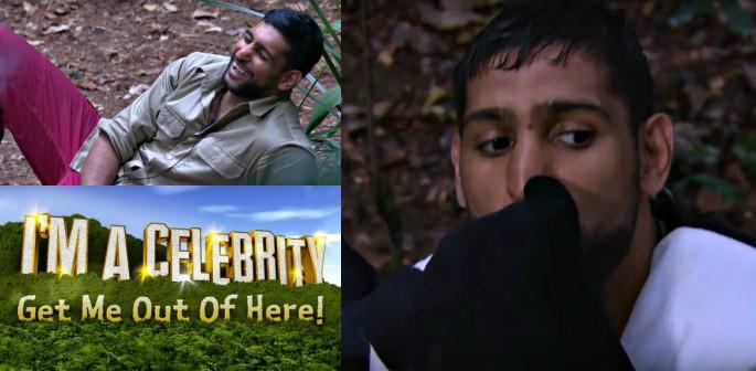 Amir Khan becomes Jungle Villain in I'm A Celebrity Week 2
