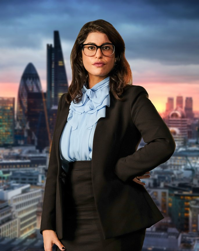 Anisa on The Apprentice