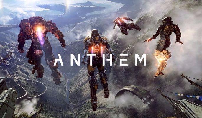 Anthem Video Game