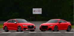 Audi TT RS vs Audi RS3