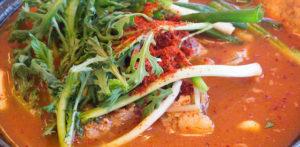 Bangladeshi Inspired Fish Soups